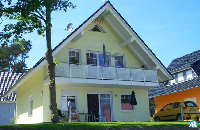 Atostogoms nuomojami namai Müritzperle, Röbel, Mecklenburgische Seenplatte Mecklenburg-Vorpommern Vokietija