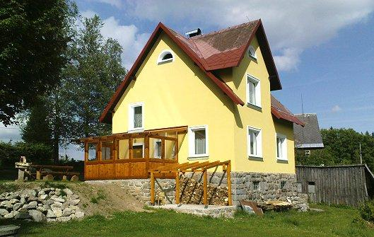 Maison de vacances Pernink mit Sauna  TR, Pernink, Erzgebirge Erzgebirge République tchèque