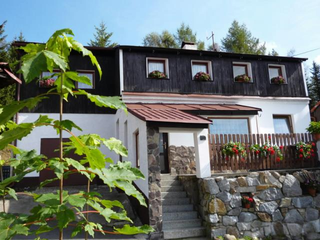 Maison de vacances Bärringen, Pernink, Erzgebirge Erzgebirge République tchèque