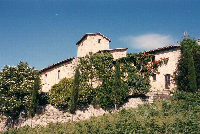 dom letniskowy Podere Bellavista, Cerreto di Spoleto, Perugia Umbrien Wlochy