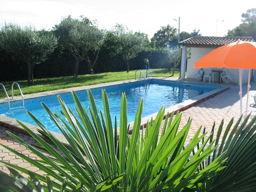 Maison de vacances Residence Lorena   Porec  fur 2 - 4 Personen mit Salzwasser-Pool und Klimaanlage, Porec, Porec Istrien Nordküste Kroatie