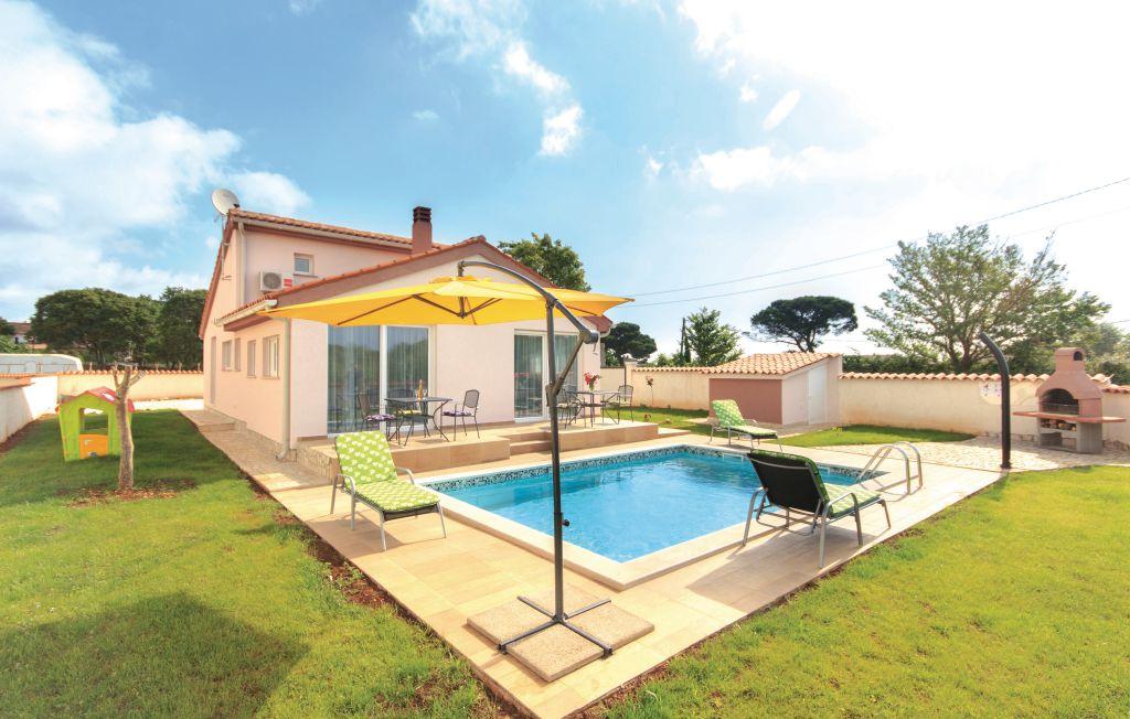 Casa di vacanze Villa SANDRA 4+2, Liznjan, Medulin Istrien Südküste Croazia