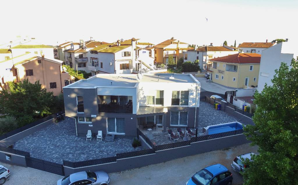 Casa di vacanze Haus fur 6 pers. mit Schwimmbad, Rovinj, Rovinj Istrien Südküste Croazia