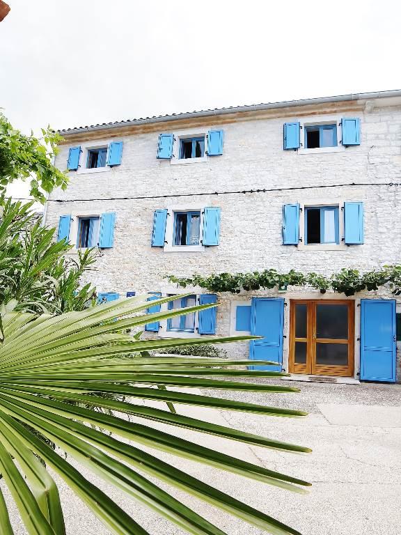 dom letniskowy Schoenes und gemuetliches istrianisches Steinhaus , Kanfanar, Rovinj Istrien Südküste Chorwacja