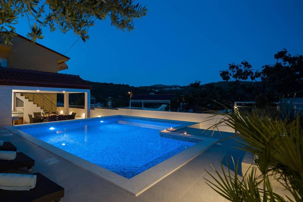 Maison de vacances , Poljica, Marina Mitteldalmatien Kroatie