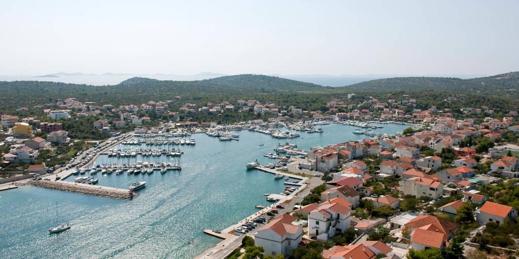 Chata, chalupa Rustikales dalmatinisches haus Murter, Jezera, Sibenik Norddalmatien Chorvatsko