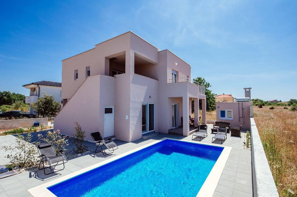 Atostogoms nuomojami namai , Zaton, Zadar Norddalmatien Kroatija
