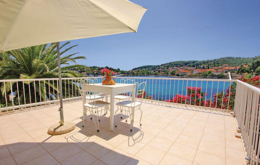 Atostogoms nuomojami namai , Lumbarda, Insel Korcula Süddalmatien Kroatija