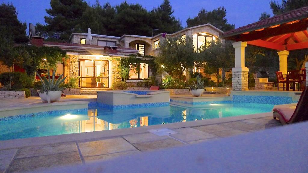 prázdninový dom Steinhaus Villa Poplat Apartman, Vela luka, Insel Korcula Süddalmatien Chorvátsko
