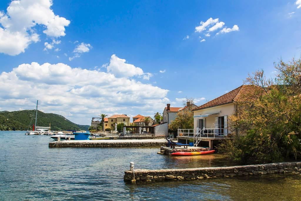 dom letniskowy House Heli, Broce, Peljesac Süddalmatien Chorwacja