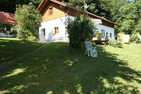Maison de vacances Natur in ruhiger, sonniger Lage, Röhrnbach, Bayerischer Wald Bayern Allemagne