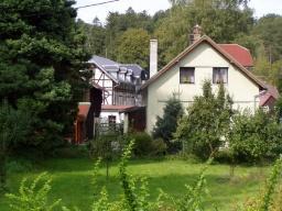 Atostogoms nuomojami namai U Zvonku, Jetrichovice, Böhmische Schweiz Böhmische Schweiz Čekija