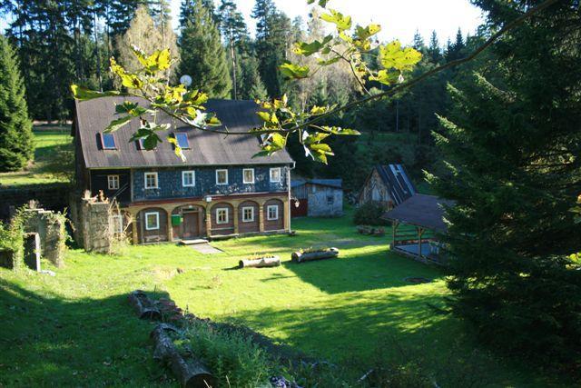 Atostogoms nuomojami namai Kopec BK, Stare Krecany, Böhmische Schweiz Böhmische Schweiz Čekija