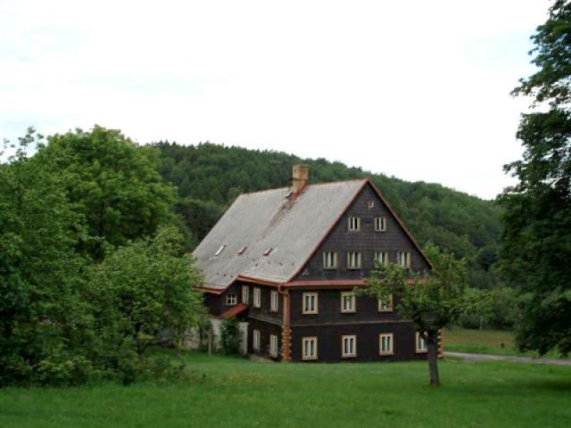 Atostogoms nuomojami namai Ruzena, Jiretin pod Jedlovou, Böhmische Schweiz Böhmische Schweiz Čekija