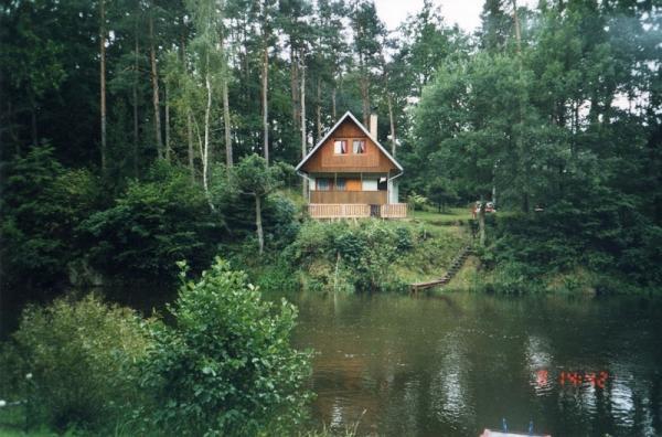 Maison de vacances Rechle NN, Vodnany, Ceske Budejovice Südböhmen République tchèque