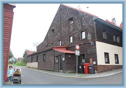 Maison de vacances Berghütte Libela, Bozi Dar, Erzgebirge Erzgebirge République tchèque