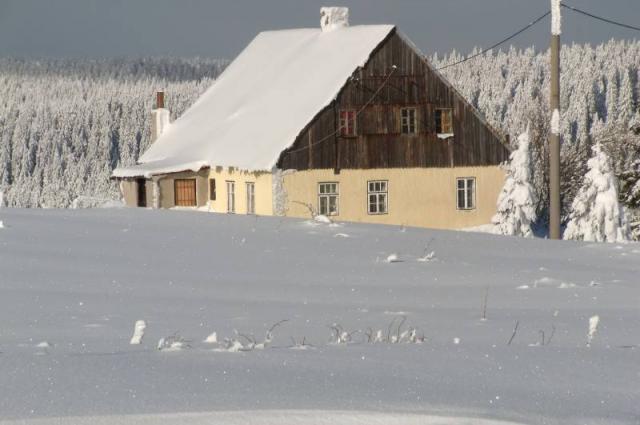 Maison de vacances Ryzovna, Bozi Dar, Erzgebirge Erzgebirge République tchèque