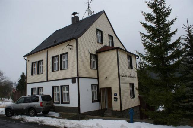 Maison de vacances Alexandra mit Sauna, Abertamy, Erzgebirge Erzgebirge République tchèque