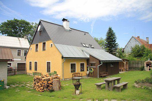 Maison de vacances Pernink TR, Pernink, Erzgebirge Erzgebirge République tchèque