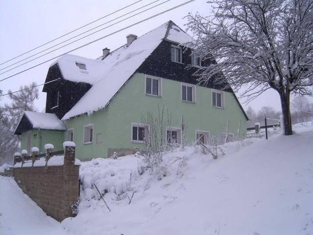 Maison de vacances U Musketyru, Vejprty, Erzgebirge Erzgebirge République tchèque