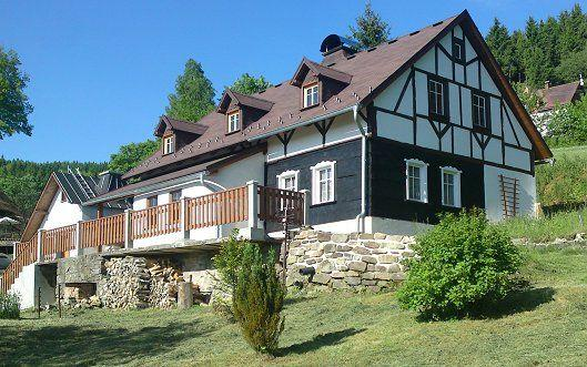 Maison de vacances Kraslice TR, Kraslice, Erzgebirge Erzgebirge République tchèque