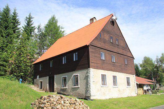 Maison de vacances unter Plessberg TR, Plesivec, Erzgebirge Erzgebirge République tchèque