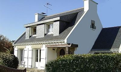Atostogoms nuomojami namai Villa Les Fleurs, St. Gildas de Rhuys, Morbihan Bretagne Prancūzija