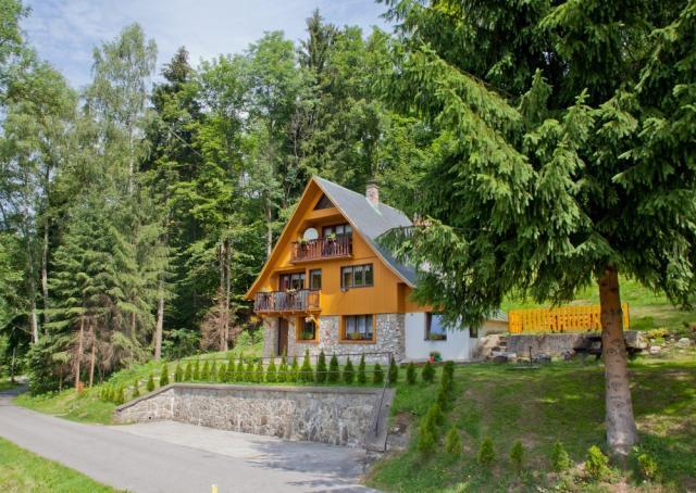 ferienhaus in benecko riesengebirge mit hund erlaubt. Black Bedroom Furniture Sets. Home Design Ideas