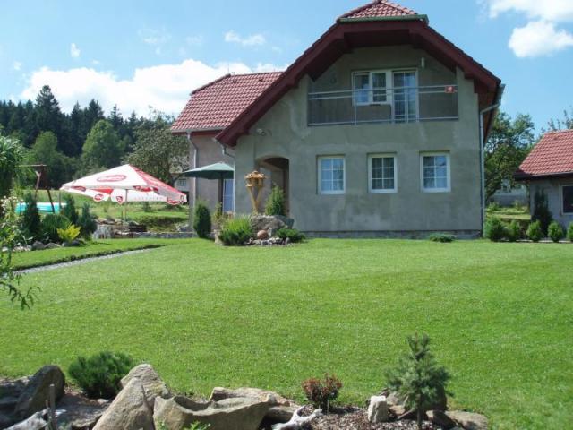 Maison de vacances Rohanov CHT, Rohanov, Böhmerwald Böhmerwald République tchèque