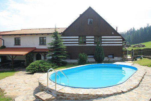 Maison de vacances Petrovice u Susice TR, Susice, Böhmerwald Böhmerwald République tchèque