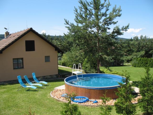 Maison de vacances Lipi BK mit beheitztem Pool, Lipi, Ceske Budejovice Südböhmen République tchèque