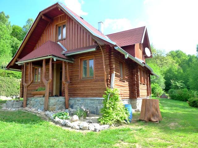 Atostogoms nuomojami namai Desky CHT im Naturschutzgebiet, Desky, Cesky Krumlov Südböhmen Čekija