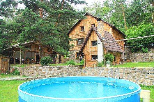 Maison de vacances Klasterecka Jesen TR, Klasterecka Jesen, Erzgebirge Erzgebirge République tchèque