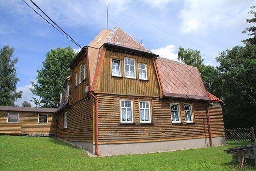 Maison de vacances Bublava mit Pool TR, Bublava, Erzgebirge Erzgebirge République tchèque