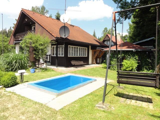 Maison de vacances vacances en lojzovy paseky lipno stausee for Fumer dans la salle de bain