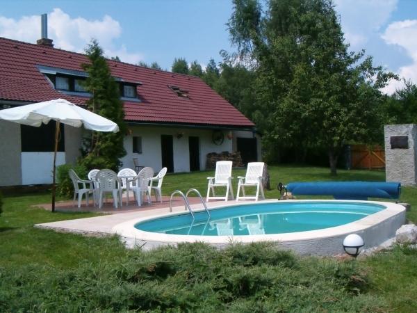 Maison de vacances Tvrziny NN, Kamen u Pacova, Pelhrimov Hochland République tchèque