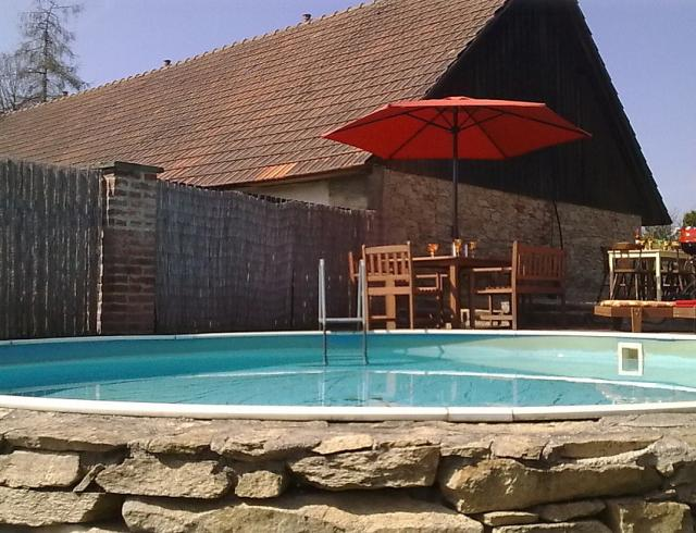 Maison de vacances Hojanovice TP, Hojanovice, Pelhrimov Hochland République tchèque