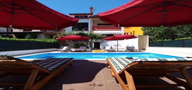 Ferienhaus Villa Daria in Pula, Pula Istrien Südküste Kroatien
