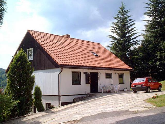 Ferienhaus In Svoboda Nad Upou, Riesengebirge Mit Pool