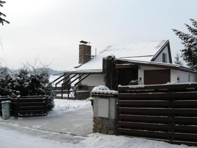 Ferienhaus In Dolni Branna, Riesengebirge Mit Pool