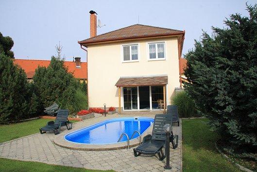 Casa di vacanze Hostice TR mit Innenpool und Sauna, Hostice, Strakonice Südböhmen Repubblica Ceca