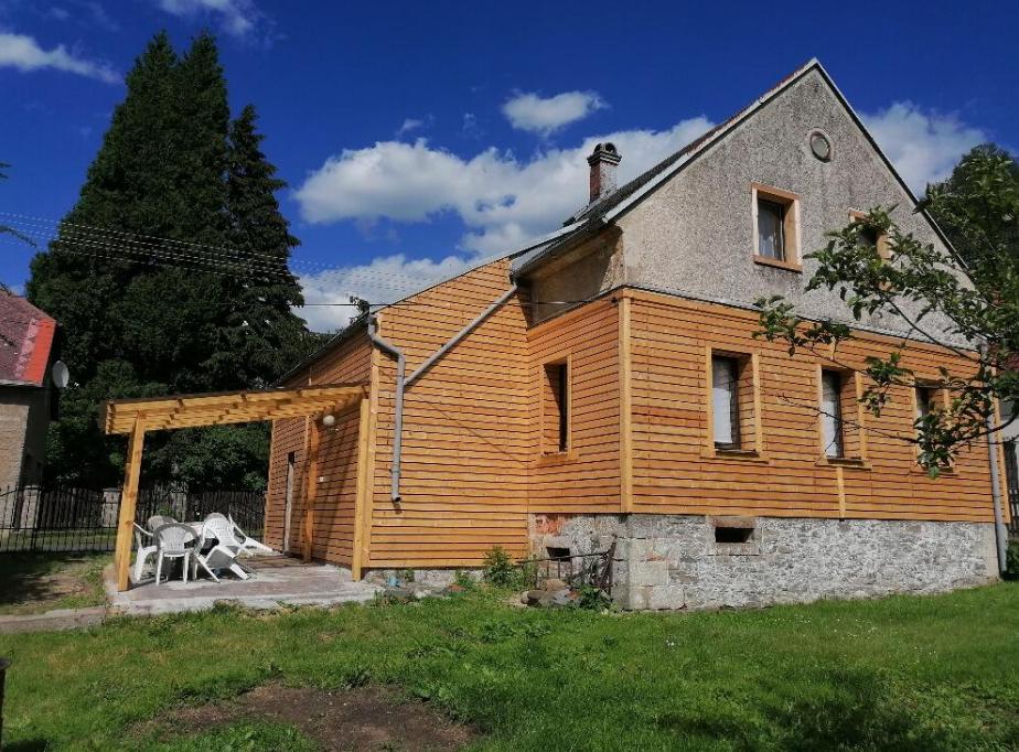 Maison de vacances mit 2 Appartments Brtniky, Stare Krecany, Böhmische Schweiz Böhmische Schweiz République tchèque