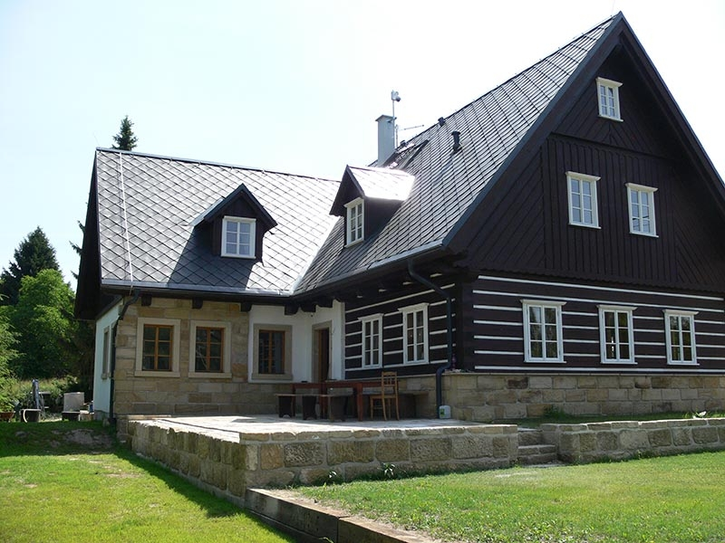 dom letniskowy Doubice mit Wellness II, Doubice, Böhmische Schweiz Böhmische Schweiz Czechy