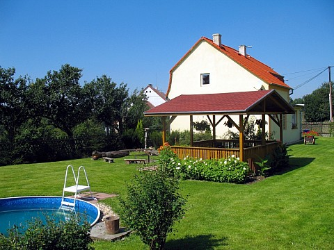 Casa di vacanze Stepanov, Lukov, Teplice Böhmische Schweiz Repubblica Ceca