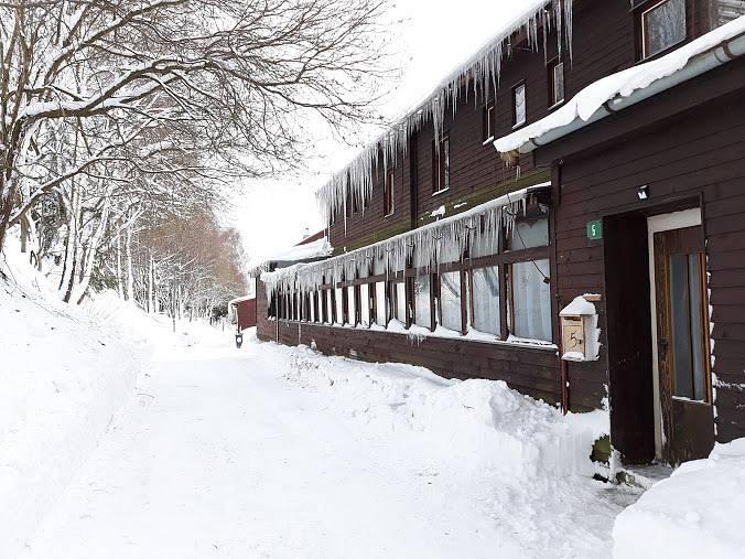 Atostogoms nuomojami namai mit Appartments für bis 30 Personen mit Gemeinschaftsraum, Marianska, Erzgebirge Erzgebirge Čekija