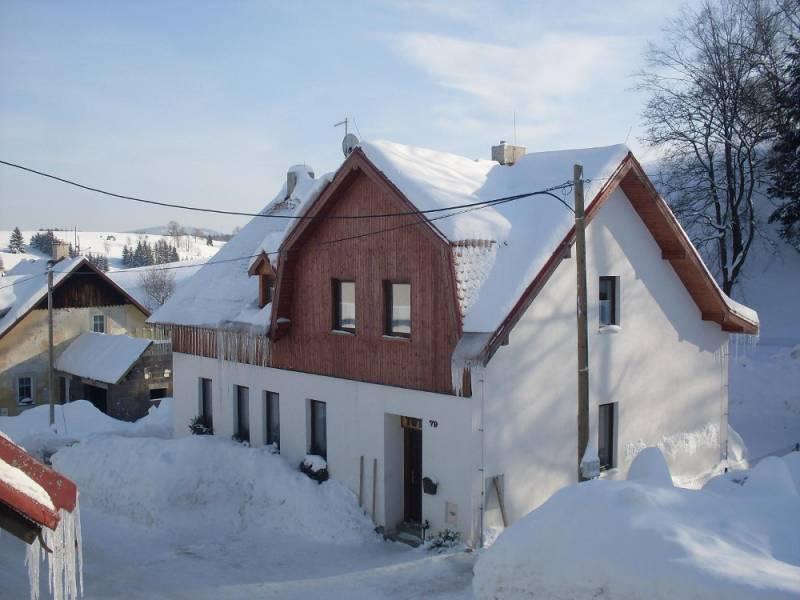 Maison de vacances U Jeziska, Pernink, Erzgebirge Erzgebirge République tchèque