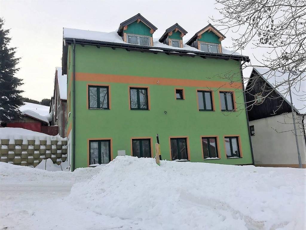 Atostogoms nuomojami namai Loucna für 24 Personen, Loucna pod Klinovcem 58, Erzgebirge Erzgebirge Čekija