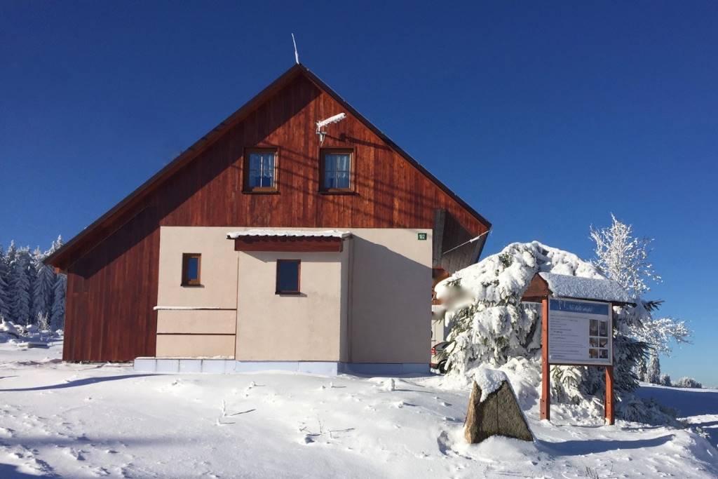 Maison de vacances Na bile stope, Horni Blatna, Erzgebirge Erzgebirge République tchèque