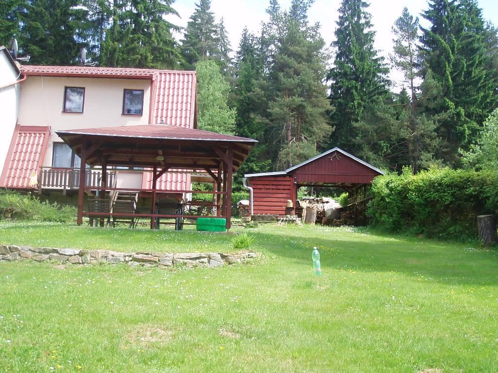 Maison de vacances Dufek 100m vom Wasser, Frymburk, Lipno Stausee Lipno Stausee République tchèque