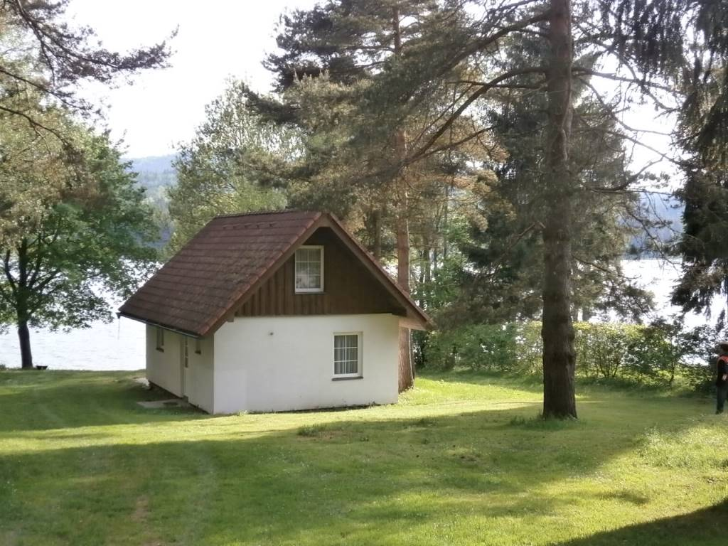 Maison de vacances -Areal mit Ferienhäusern am Wasser, Frymburk, Lipno Stausee Lipno Stausee République tchèque